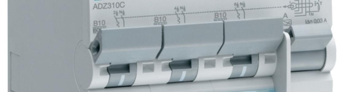Fehlerstrom-Leitungsschutzschalter FI-LS3