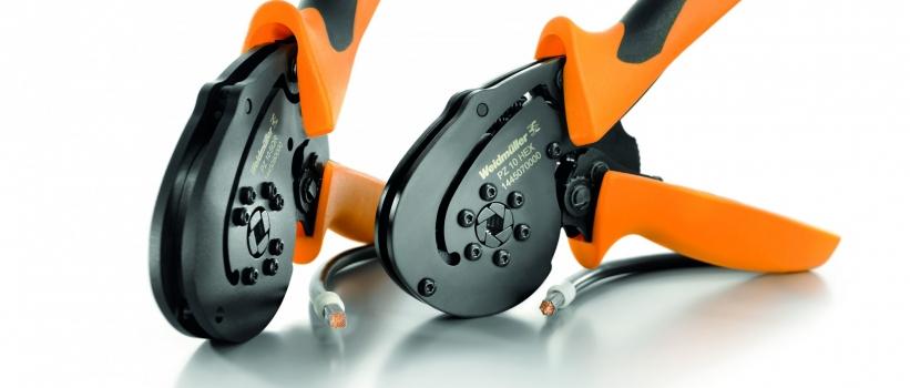 Crimpwerkzeuge PZ 10 HEX und PZ 10 SQR
